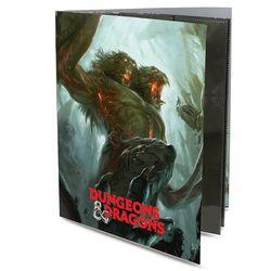 ULTRA PRO CHARACTER FOLIO - DUNGEONS AND DRAGONS DEMOGORGON 865