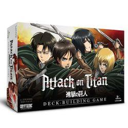 ATTACK ON TITAN DECK BUILDING GAME CZE02186