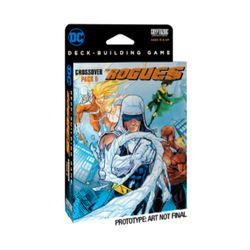 DC COMICS DECK BUILDING GAME CROSSOVER PACK #5 THE ROGUES CZE02