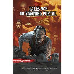 DUNGEONS AND DRAGONS TALES FROM THE YAWNING PORTAL WOCC2207