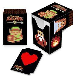 THE LEGEND OF ZELDA FULL VIEW DECK BOX 8-BIT 85225