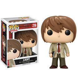 POP! ANIMATION 216 DEATH NOTE LIGHT FNK6364