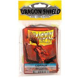DRAGON SHIELDS MINI 50CT PACK COPPER FFGDSH98