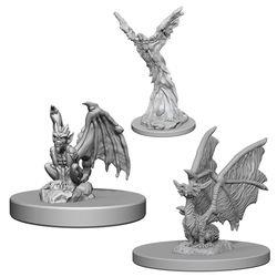 DUNGEONS AND DRAGONS NOLZUR'S MARVELOUS UNPAINTED MINIATURES FA