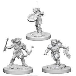 DUNGEONS AND DRAGONS NOLZUR'S MARVELOUS UNPAINTED MINIATURES GO