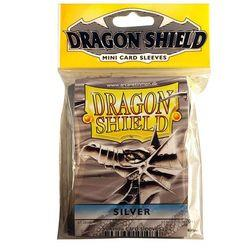 DRAGON SHIELDS MINI 50CT PACK: SILVER