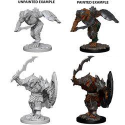 D&D NOLZUR'S MARVELOUS UNPAINTED MINIATURES DRAGONBORN MALE FIG