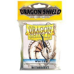 DRAGON SHIELDS - MINI 50CT PACK: WHITE AT-10105