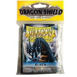 DRAGON SHIELDS - MINI 50CT PACK: BLACK AT-10102