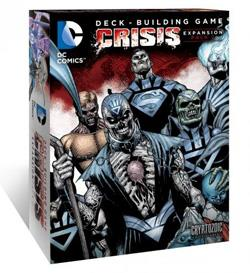 DC COMICS DECK BUILDING GAME: CRISIS EXPANSION PACK 2 CRY18250