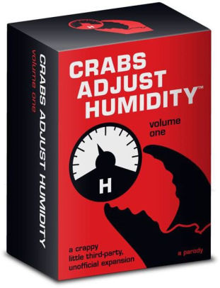 CRABS ADJUST HUMIDITY VOLUME 1 CAH01