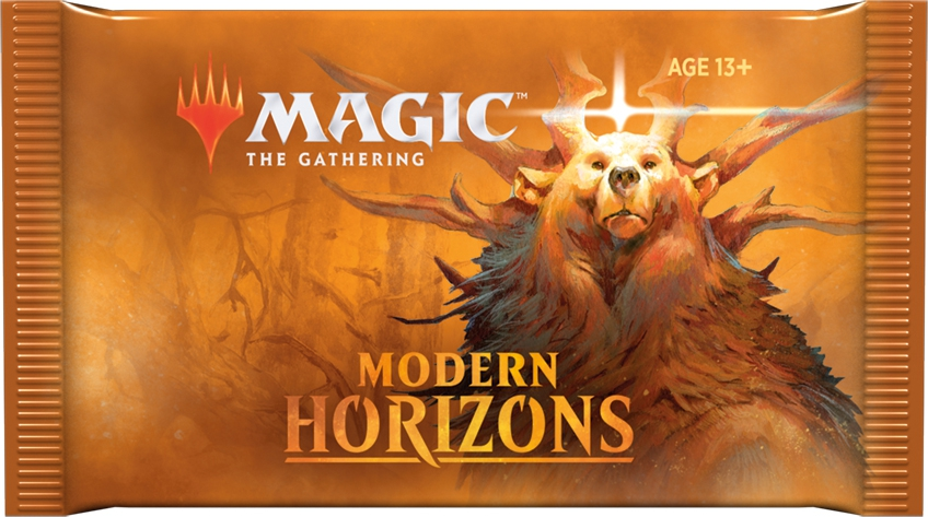 MAGIC THE GATHERING: MODERN HORIZONS BOOSTER PACK