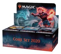 MAGIC THE GATHERING: CORE 2020 BOOSTER BOX
