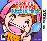 Cooking Mama 4 Kitchen Magic (3DS) [USED CO]
