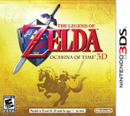Legend of Zelda Ocarina of Time (3DS) [USED CO]