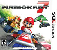Mario Kart 7 (3DS) [USED CO]