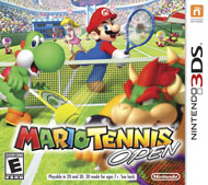 Mario Tennis Open (3DS) [USED CO]