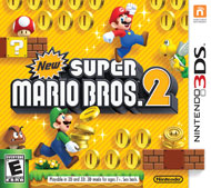 New Super Mario Bros. 2 (3DS) [USED CO]