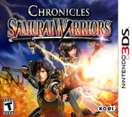 Samurai Warriors Chronicles (3DS) [USED CO]