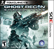 Tom Clancy's Ghost Recon Shadow (3DS) [USED CO]