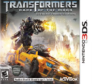 Transformers Dark of the Moon - St (3DS) [USED]