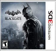 Batman Arkham Origins Blackgate (3DS) [USED CO]