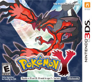 Pokemon Y (3DS) [USED CO]