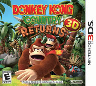 Donkey Kong Country Returns 3D (3DS) [USED CO]