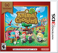 Animal Crossing New Leaf (3DS) [USED CO]