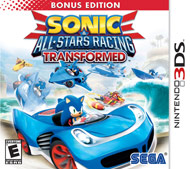 Sonic & All-Stars Racing Transf (3DS) [USED CO]