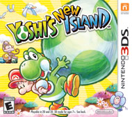 Yoshi's New Island (3DS) [USED CO]