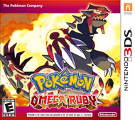 Pokemon Omega Ruby (3DS) [USED CO]