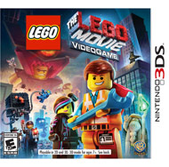 LEGO Movie Videogame (3DS) [USED]