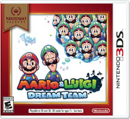 Mario & Luigi Dream Team (3DS) [USED CO]