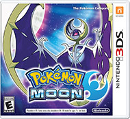 Pokemon Moon (3DS) [USED CO]