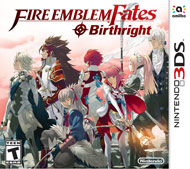 Fire Emblem Fates Birthright (3DS) [USED]