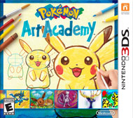 Pokemon Art Academy (3DS) [USED]