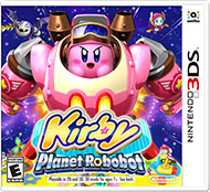 Kirby Planet Robobot (3DS) [USED CO]