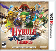 Hyrule Warriors Legends (3DS) [USED CO]