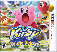 Kirby Triple Deluxe (3DS) [USED CO]