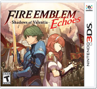 Fire Emblem Echoes Shadows of V (3DS) [USED CO]