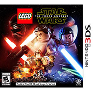 LEGO Star Wars The Force Awaken (3DS) [USED CO]