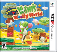 Poochy & Yoshi's Woolly World (3DS) [USED CO]