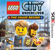 LEGO City Undercover The Chase (3DS) [USED CO]