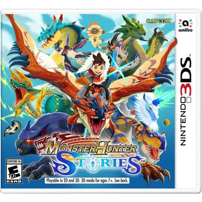 Monster Hunter Stories (3DS) [USED]