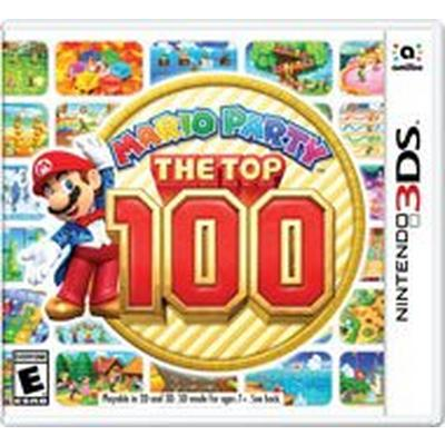 Mario Party The Top 100 (3DS) [USED]