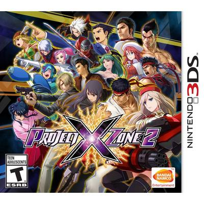 Project X Zone 2 (3DS) [USED CO]
