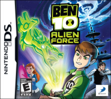 Ben 10 Alien Force (Nintendo DS) [USED CO]