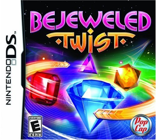 Bejeweled Twist (Nintendo DS) [USED CO]