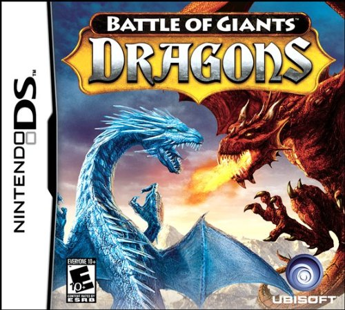 Battle of Giants Dragons (Nintendo DS) [USED CO]